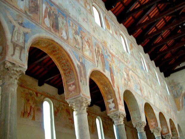 Risultati immagini per sant angelo in formis affreschi
